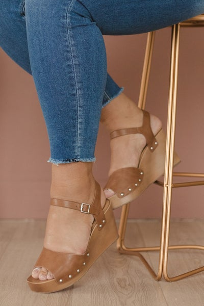 Take Me on Vacation Wedges