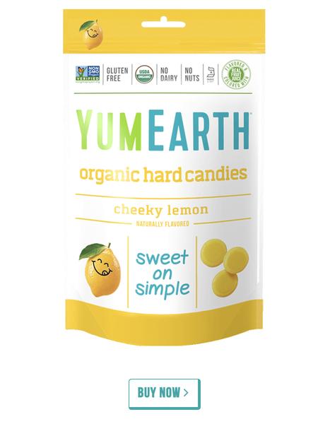 YumEarth Cheeky Lemon Hard Candy