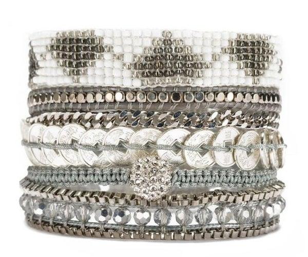 6 Layer Magnetic Bracelet