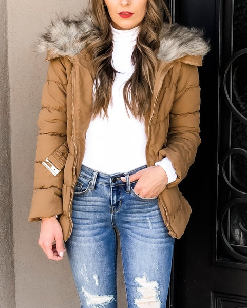 The Perfect Puffer Coat *Final Sale*