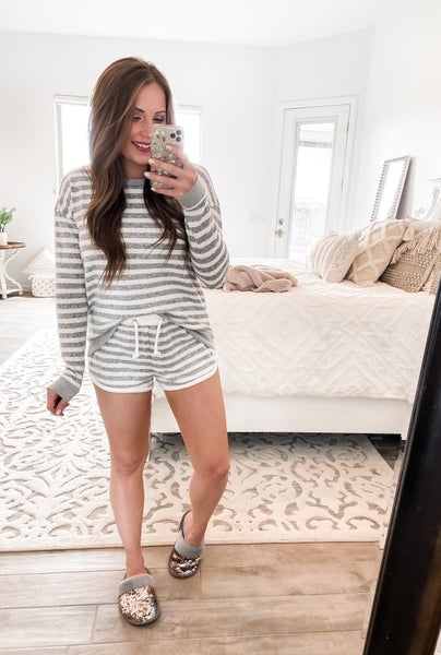Secret Keeper Softest Stripe Shorts