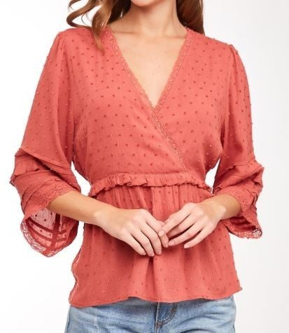 (S-3X) Amazing Boho Dreams Top