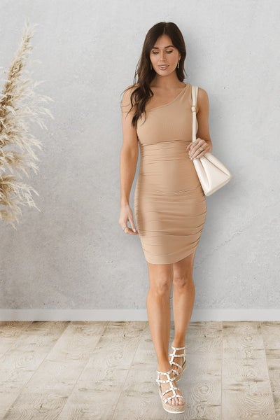 Take Your Time Bodycon Dress