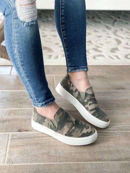 Comfiest CAMO Shoes!