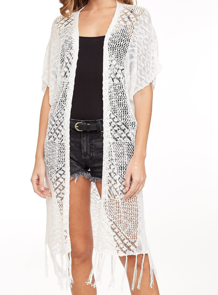 Light and Cool Summer Cardi-Mono