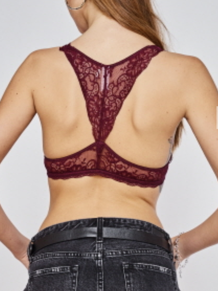 (6 color!) Delicate and Cute Lace Bralette