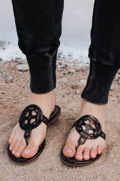 Gorgeous Designer Dupe Sandals