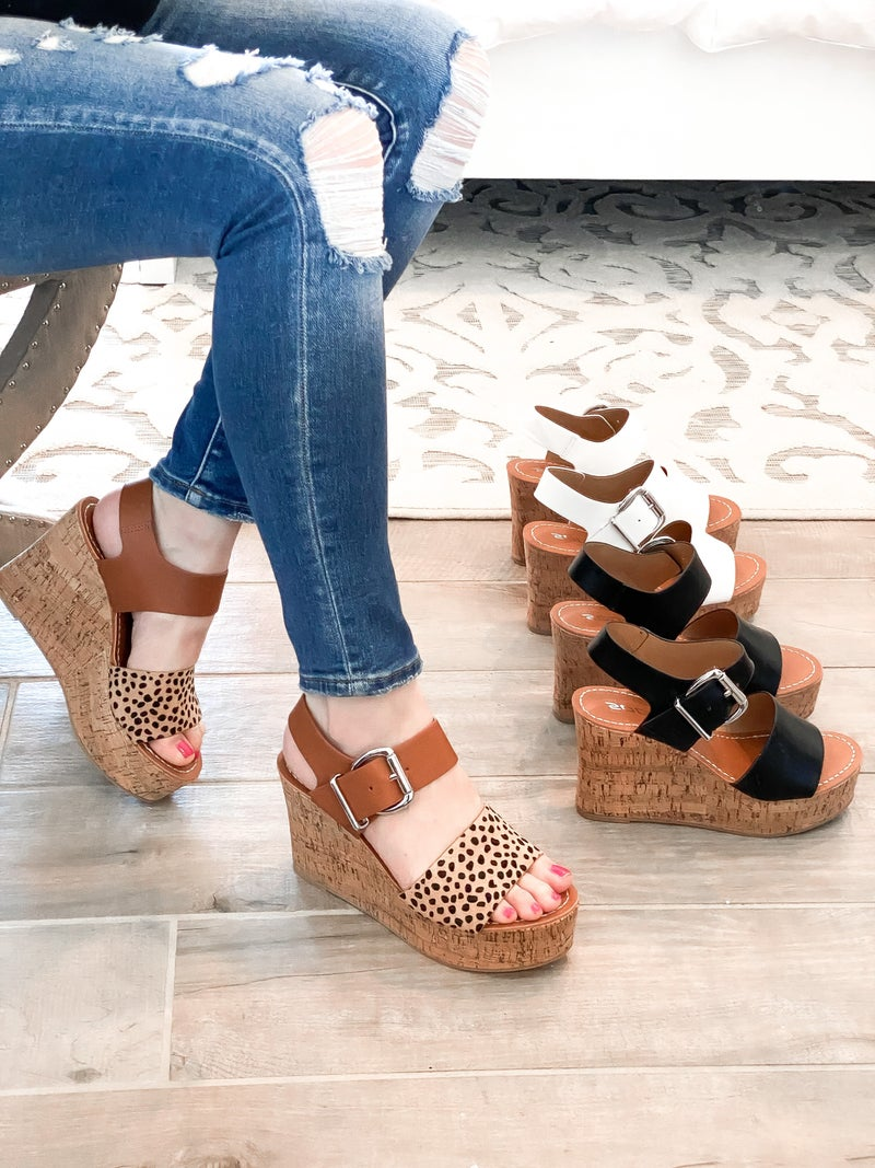 The Sweet and Sassy Summer Wedge