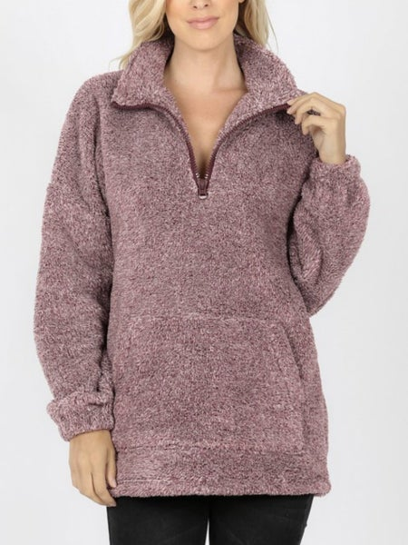Don't Furry About Me Pocket Pullover