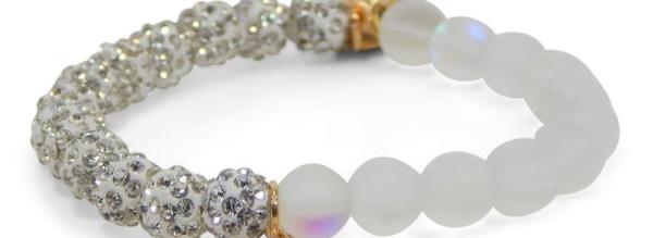 Unicorn Moon Stone Bracelet