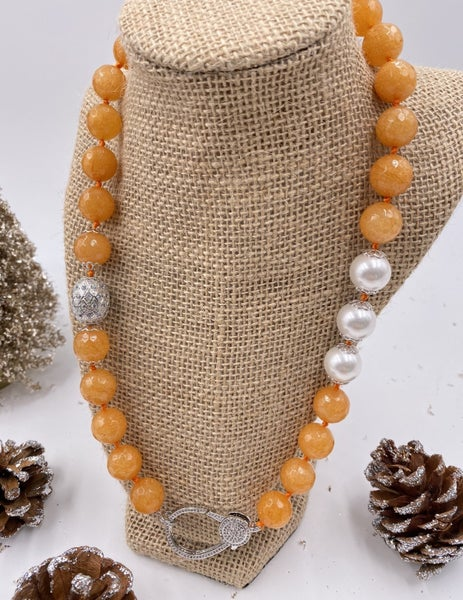 Clementine Heaven Necklace