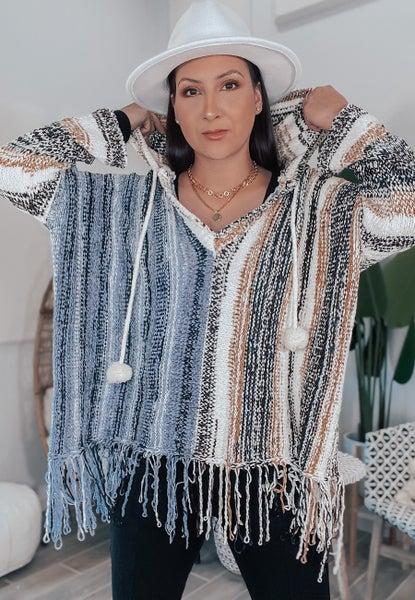 POL Boho Princess Sweater