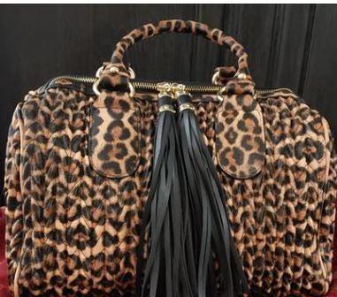 Leopard Dreams Handbag