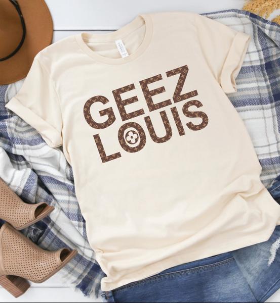(S-4X) LV Inspired Geez Louis PRE ORDER