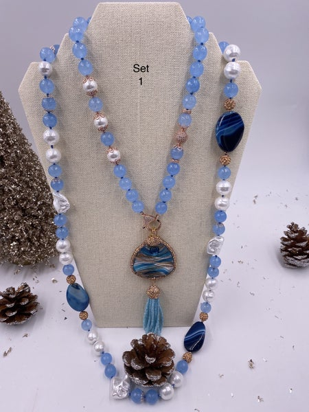 Variety Necklace and Pendant Sets 2