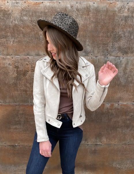 (4 colors!) Puuurfect Leopard Hat