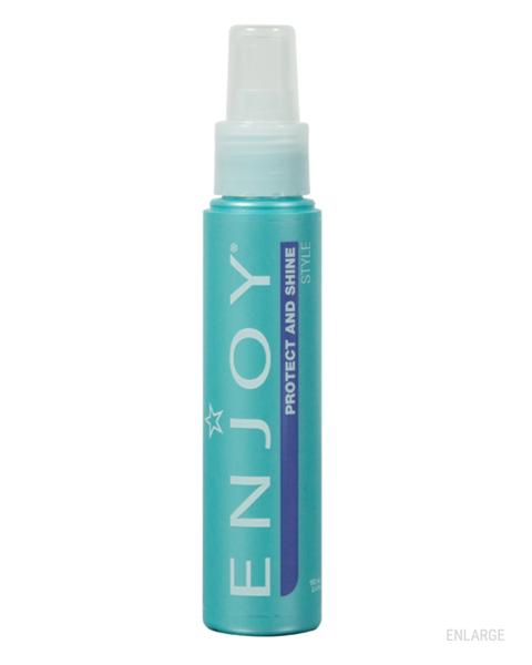 Heat Protect & Shine Spray