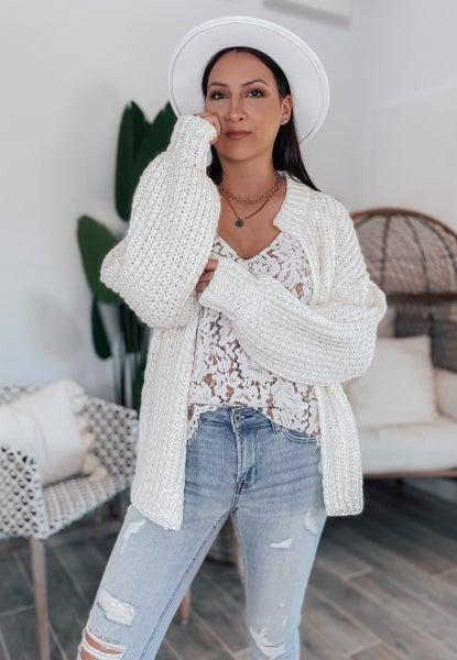 POL Snow Bunny Sweater