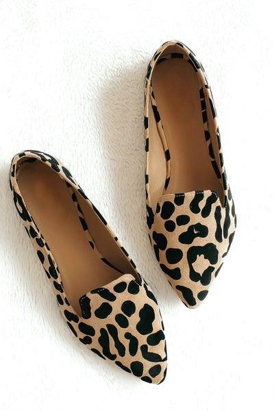 Classic Leopard Flats