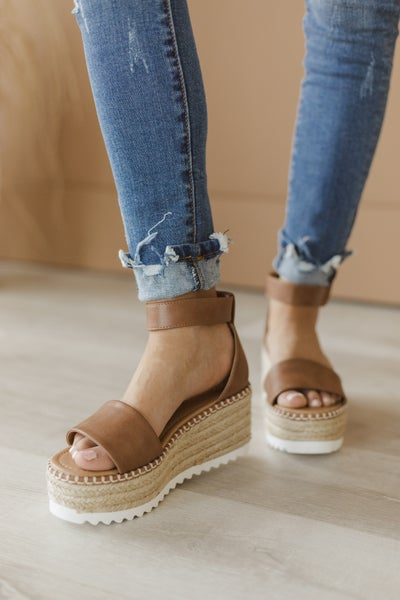 (2 Colors!) Lucky in Love Wedges