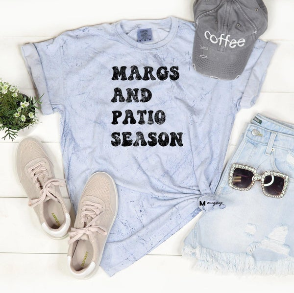 MARGS AND PATIO SEASON