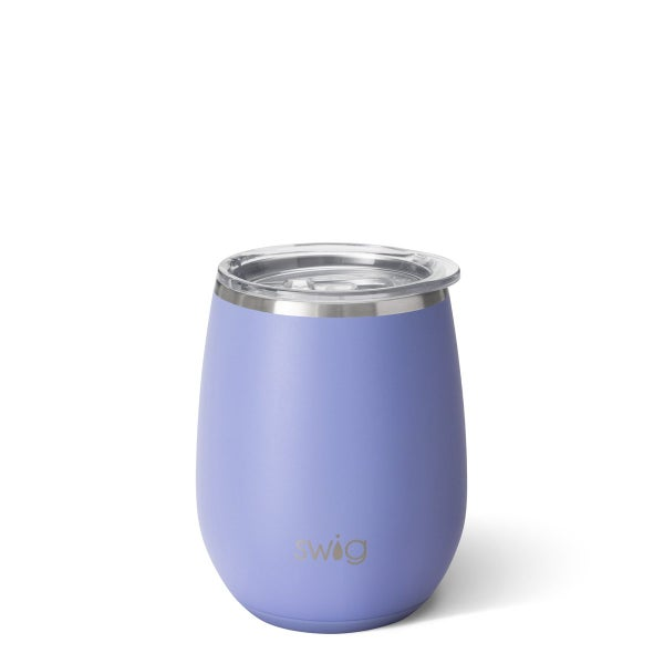 MATTE HYDRANGEA SWIG WINE CUP