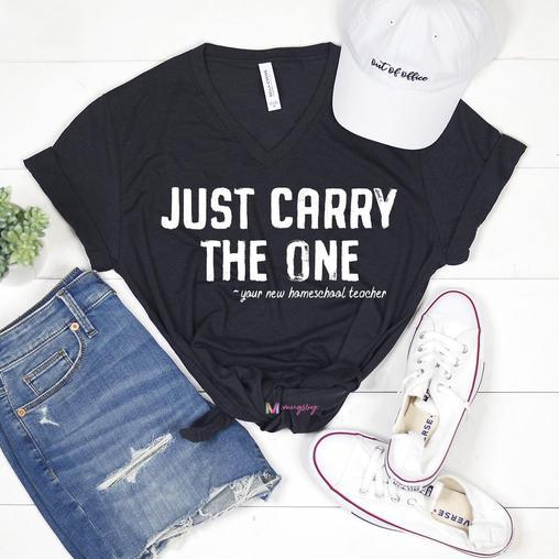 JUST CARRY THE ONE