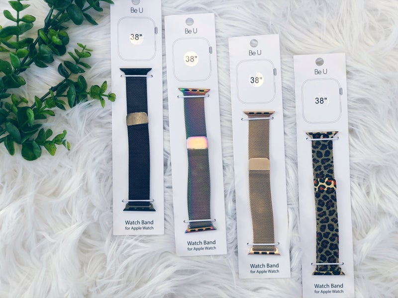 MAGNETIC WATCH BAND