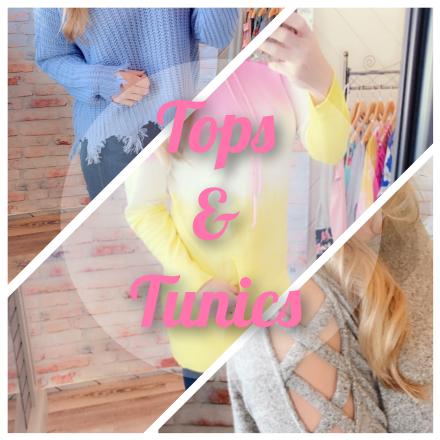 Tops/Tunics