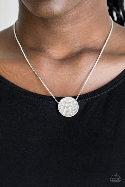 The Bold Standard Silver Necklace