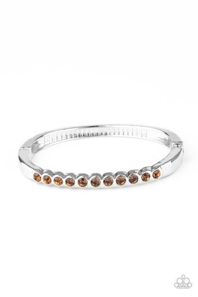 Stellar Beam Brown Bracelet
