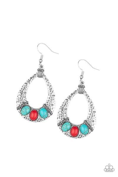Terra Terrific Multi Earrings