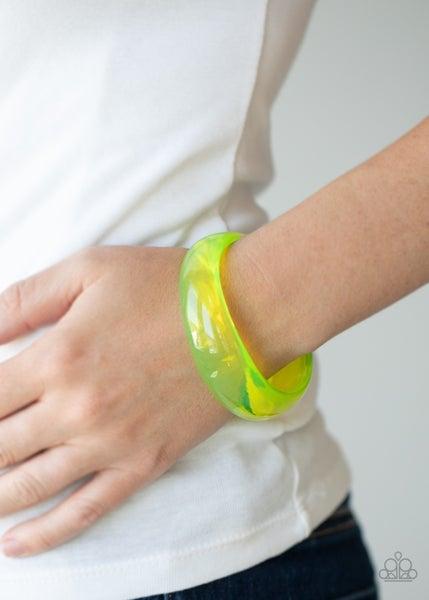 Major Material Girl Yellow Bracelet