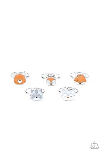 Fall Animal Starlet Shimmer Ring Kit