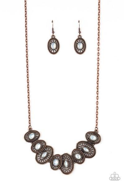 Trinket Trove Copper Necklace