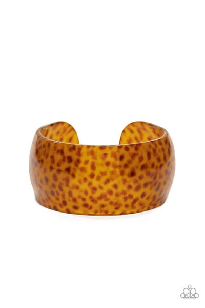 Jungle Cruise Brown Bracelet (Summer Exclusive)