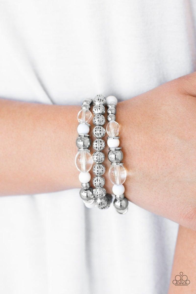 Malibu Marina White Bracelet