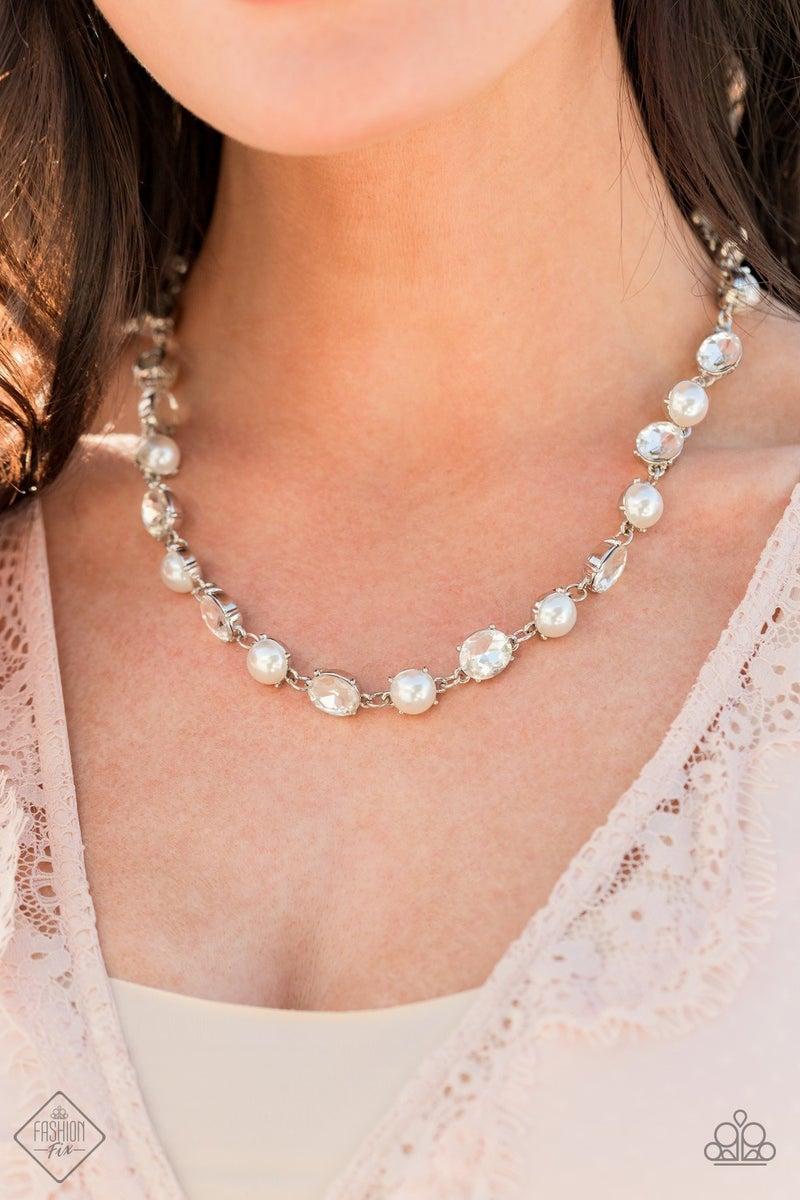 Go-Getter Gleam Pearl Necklace