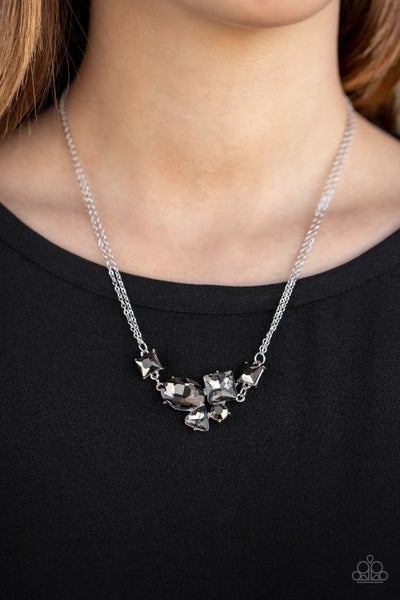 Constellation Collection Silver Necklace