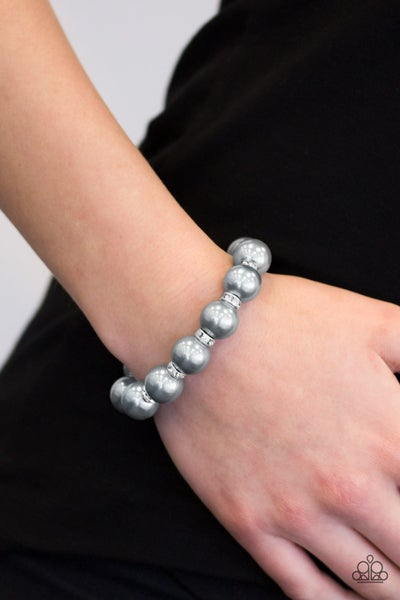 Here Comes The Bridesmaid Silver Bracelet