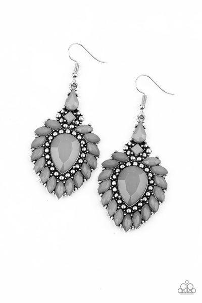 The LIONESS' Den Silver Earrings