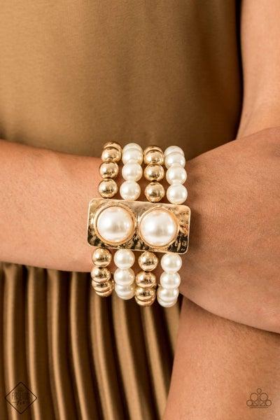 WEALTH-Conscious Gold Bracelet