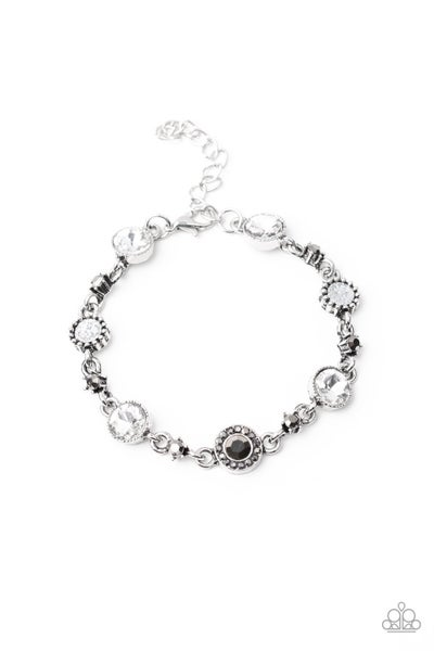 Stargazing Sparkle White Bracelet