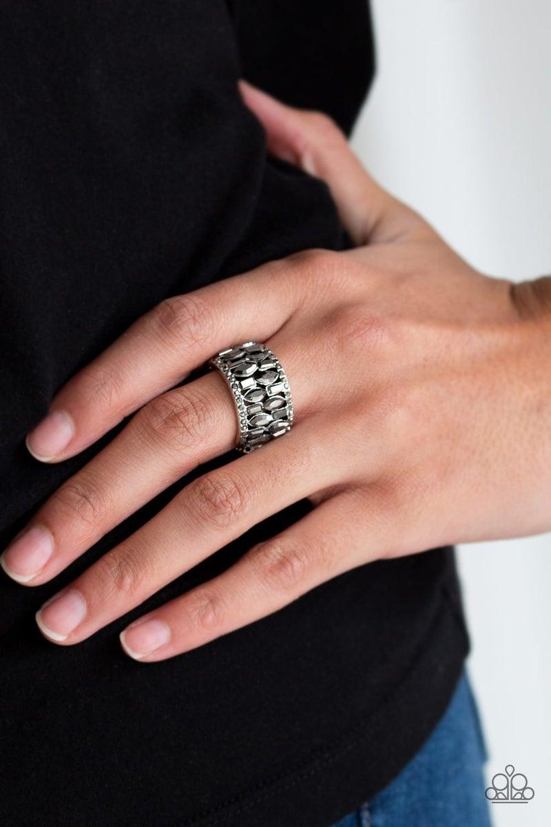 Treasure Trove Tribute Silver Ring