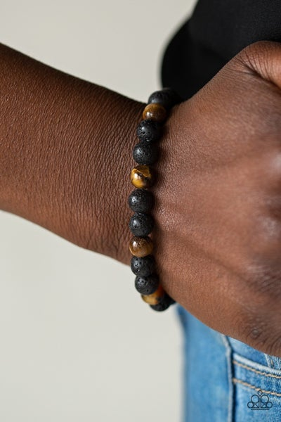 Top Ten Zen Brown Bracelet