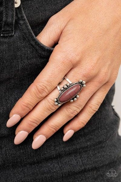 Pioneer Paradise Brown Ring