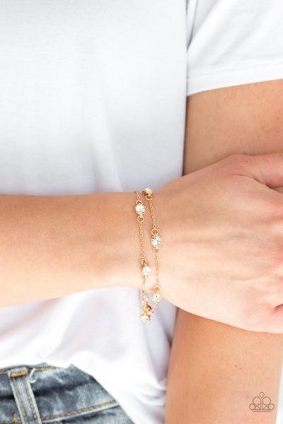 Spotlight Starlight Gold Bracelet