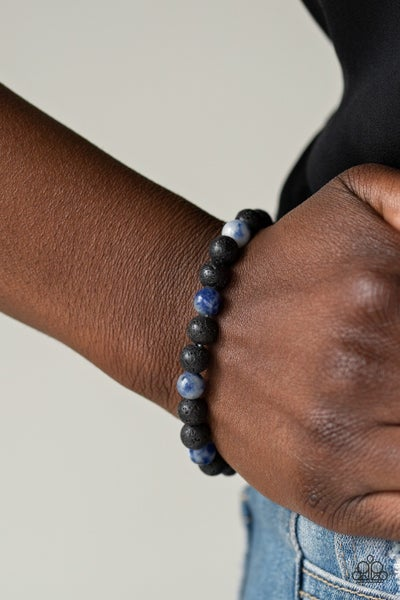 Top Ten Zen Blue Bracelet