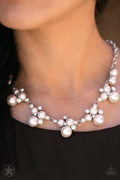Toast To Perfection Pearl Necklace