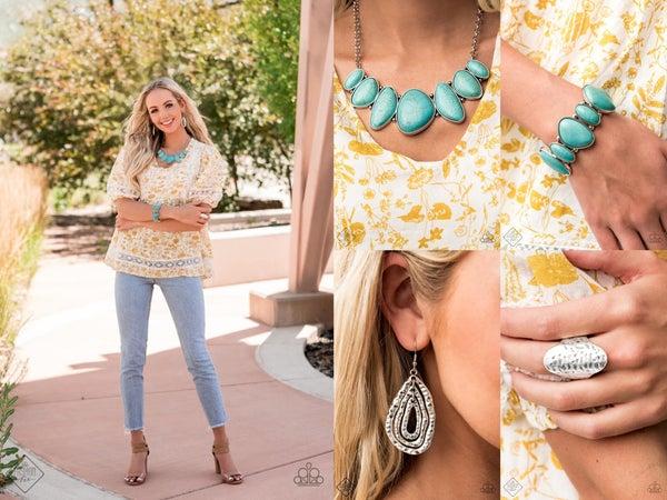 Primitive Turquoise Fashion Fix